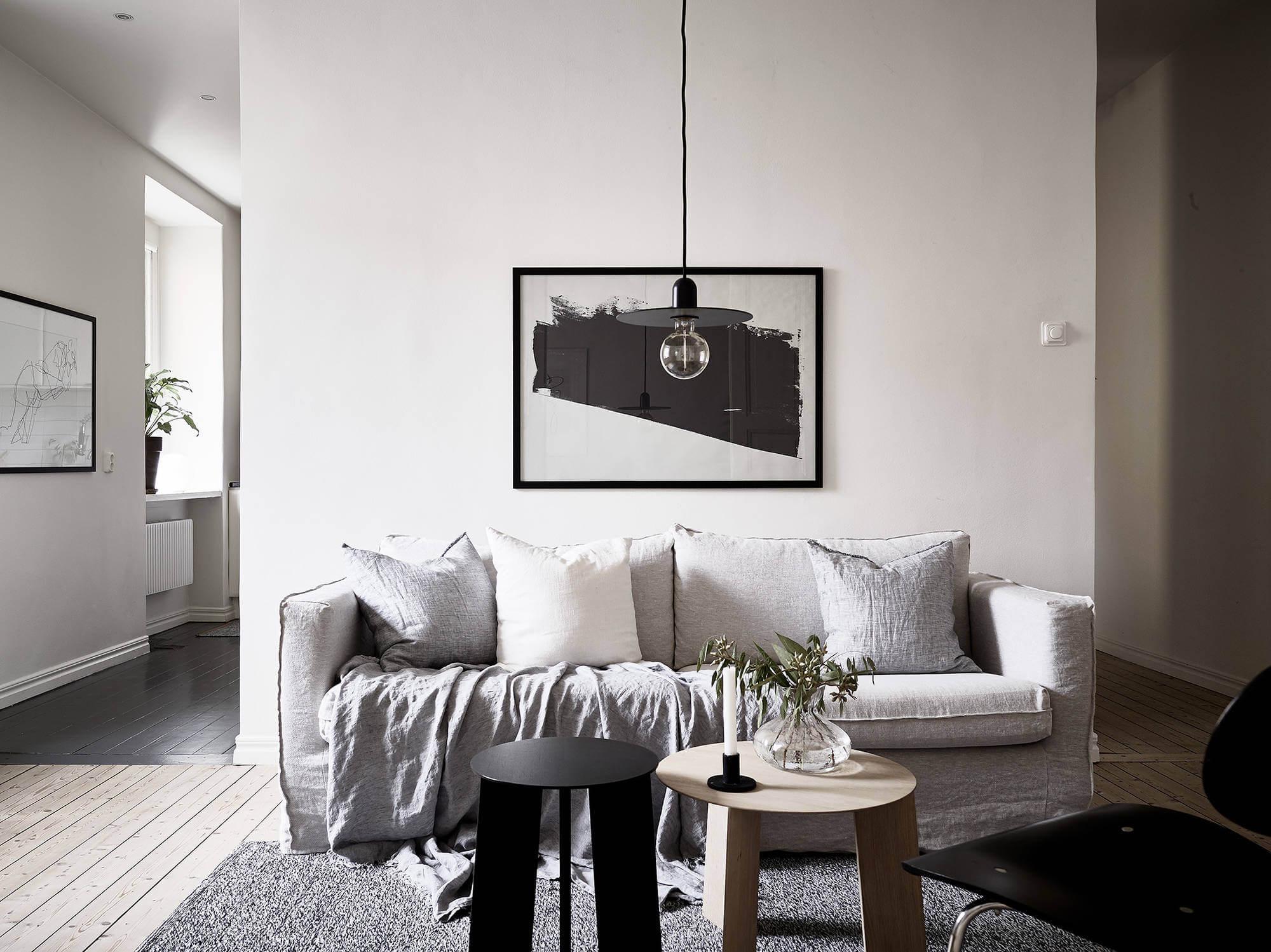 Kết nối phòng khách và các phòng khác