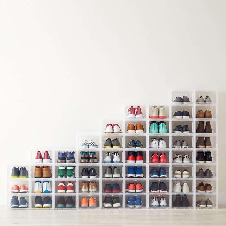 Kệ giày thông minh nhiều ngăn
