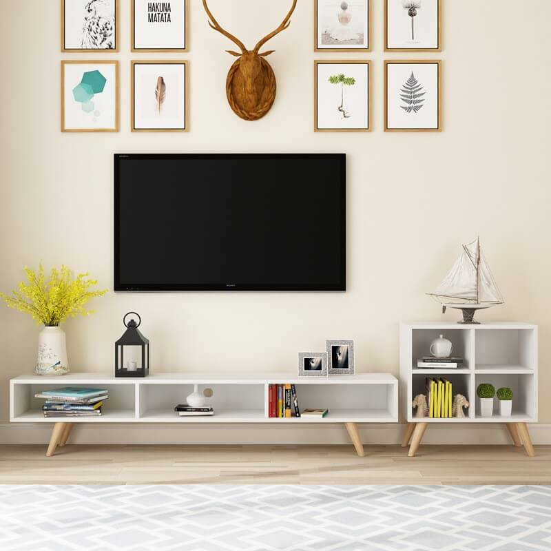 Kệ tivi, tủ hiện đại, đơn giản