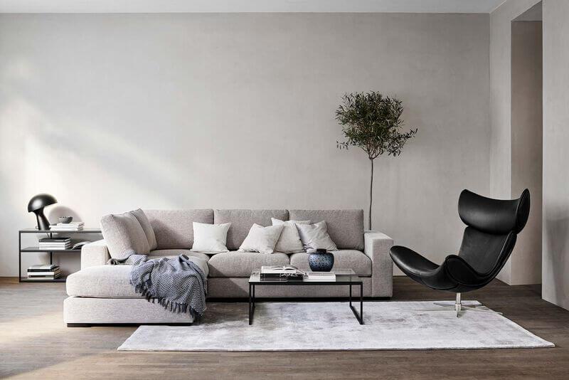 Phòng khách đẹp tối giản