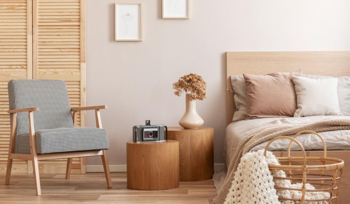Sử dụng nội thất gỗ hiệu quả