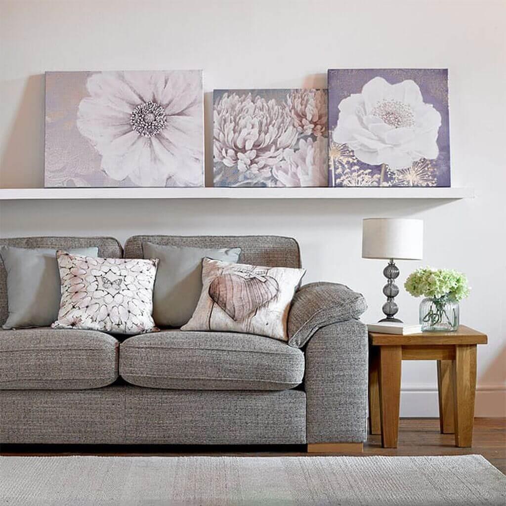 Tranh ảnh trang trí phòng khách