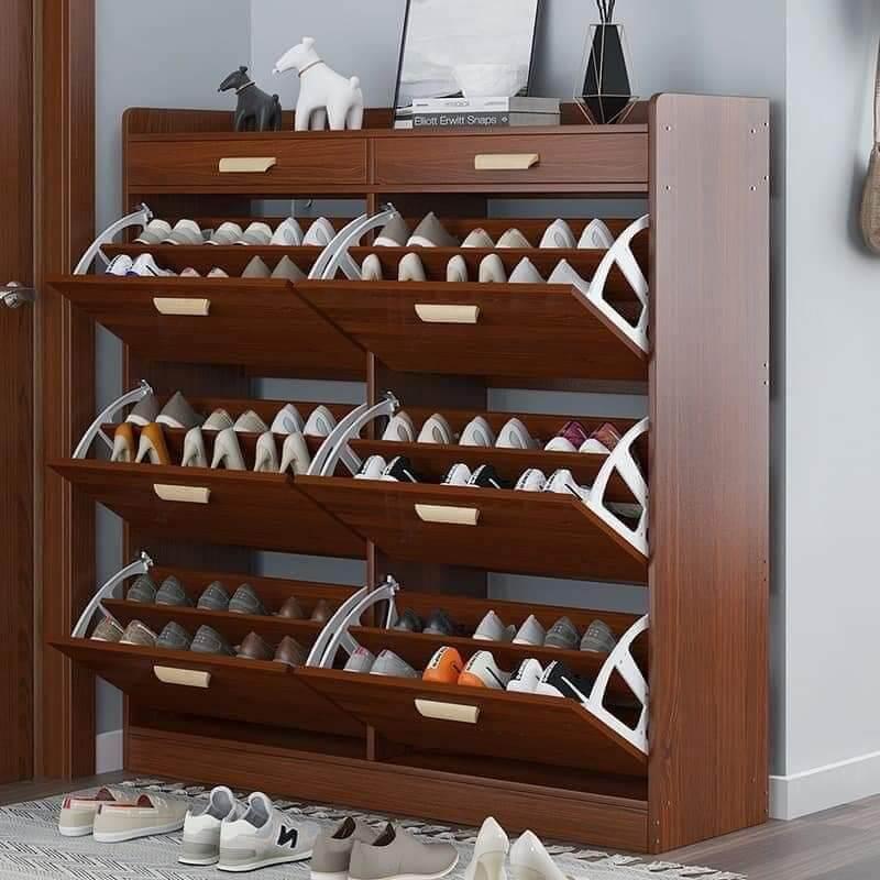 Tủ giày lật thông minh tự động