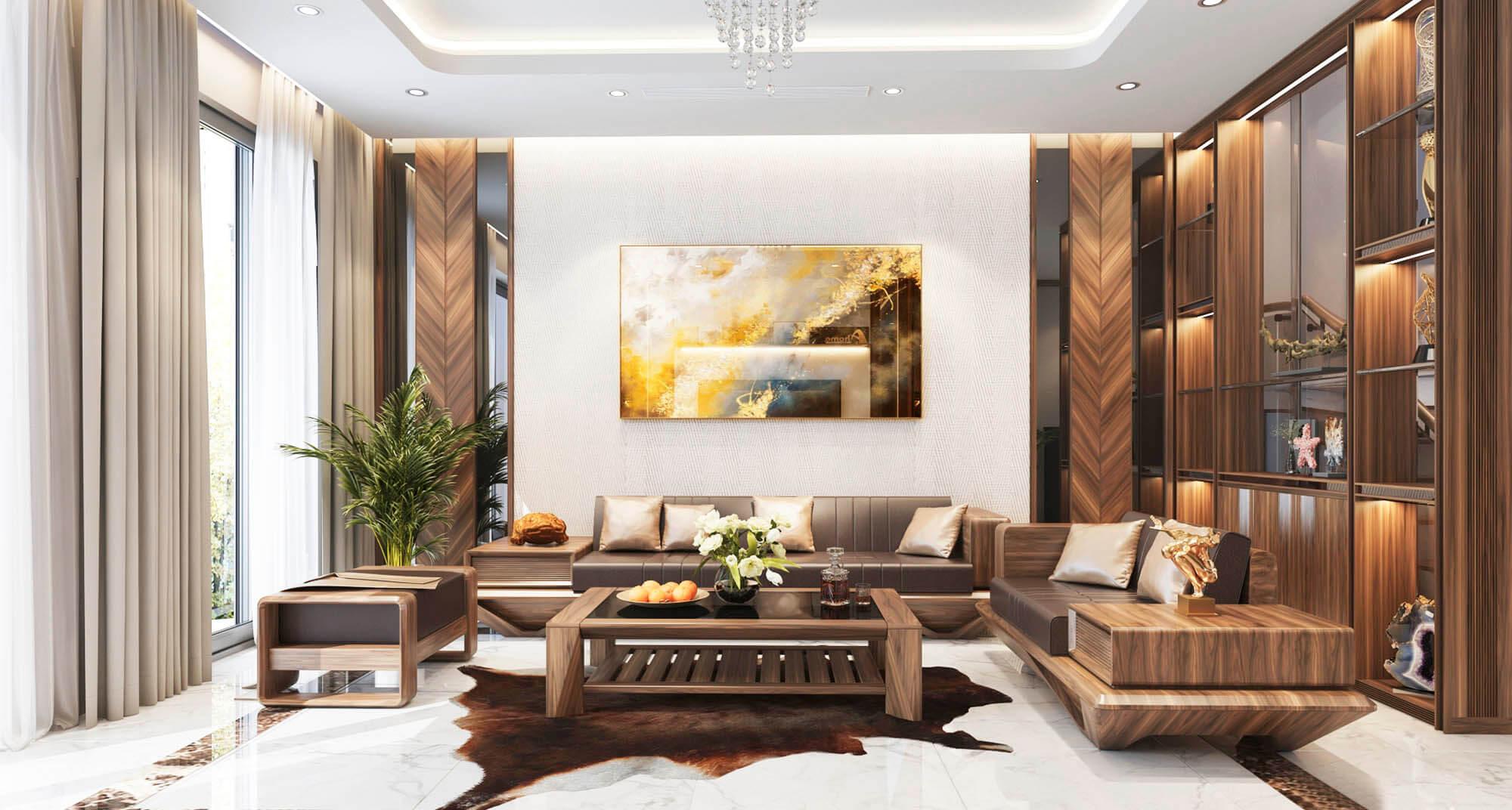 Vai trò của trang trí nội thất