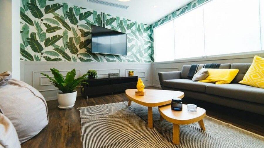 Phong thủy thiết kế phòng khách